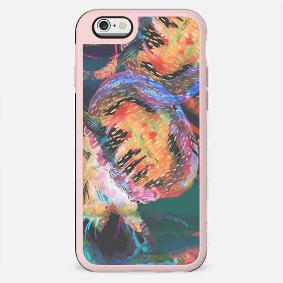 Watercolor painted jellyfish - New Standard Case