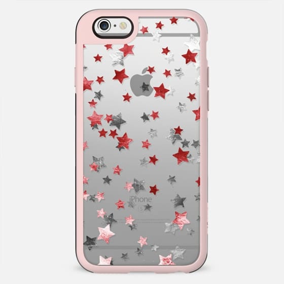 Party metallic sparkle stars - New Standard Case