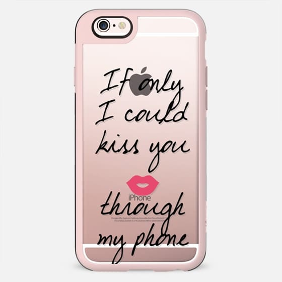 I could kiss you - Love Valentine's II - New Standard Case