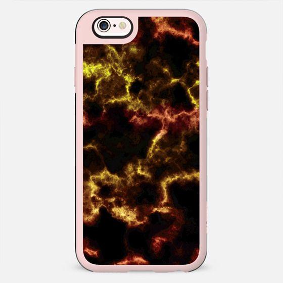 Dark golden marble texture - New Standard Case