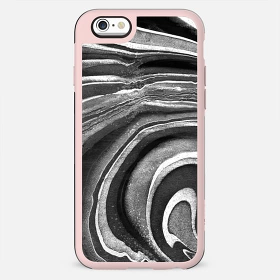 Liquid marble painting - New Standard Case