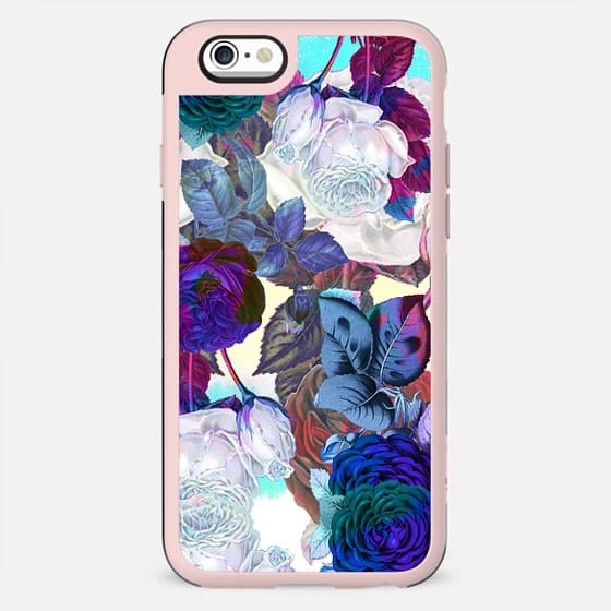 Beautiful painted roses illustration - New Standard Case