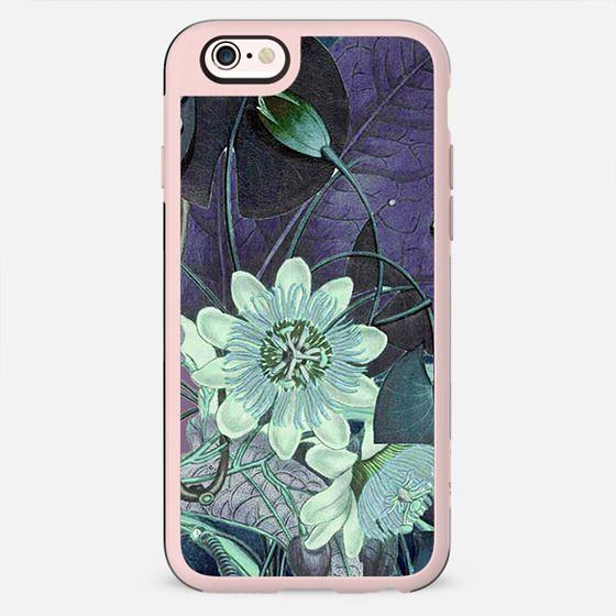 Lotus flower botanical illustration detail - New Standard Case