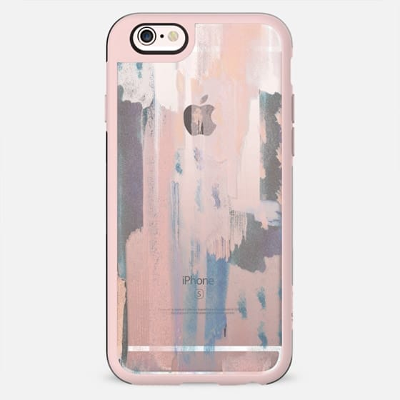 Abstract pastel painted brushes - New Standard Case