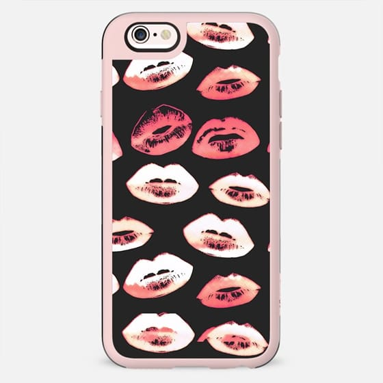 Bright pink peach kisses - New Standard Case