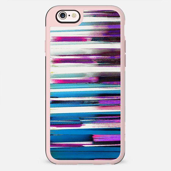 Blue magenta stripes - New Standard Case