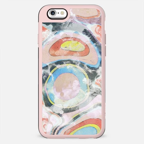 Painted marble street art abstract - New Standard Case