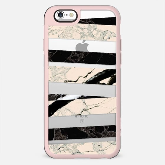 Cracked marble stripes - New Standard Case