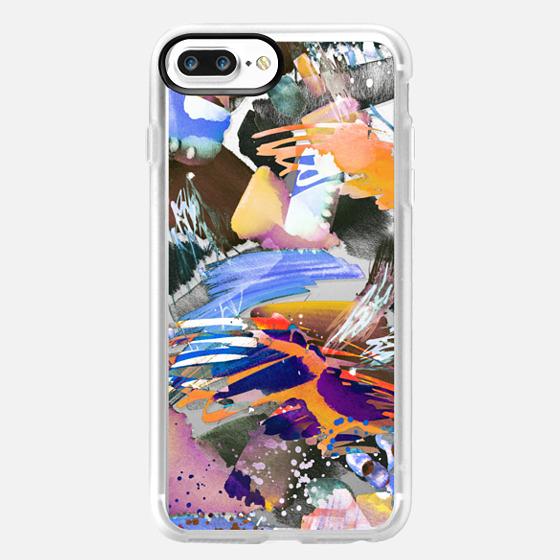 iPhone 7 Plus Capa - Watercolor painting