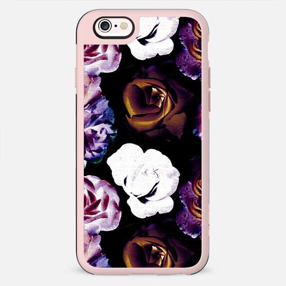 Dark roses pattern - New Standard Case