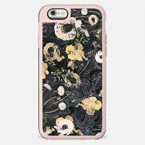 Botanical flowers illustration - New Standard Case