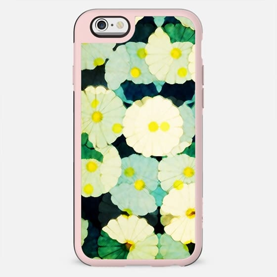 Blurred daisy flowers - New Standard Case