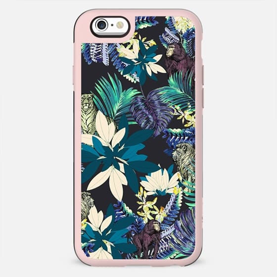 Into the wild jungle print - New Standard Case