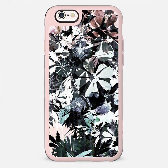 Dark painted petals - New Standard Case