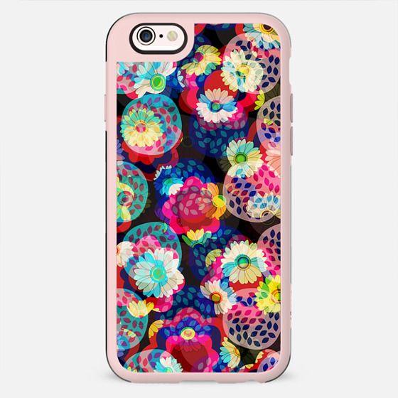 Multicolor flower print - New Standard Case
