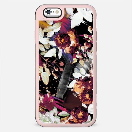 X-ray painted rose garden - New Standard Case