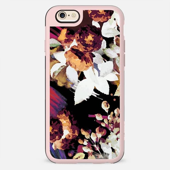 Stylised rose night garden - New Standard Case