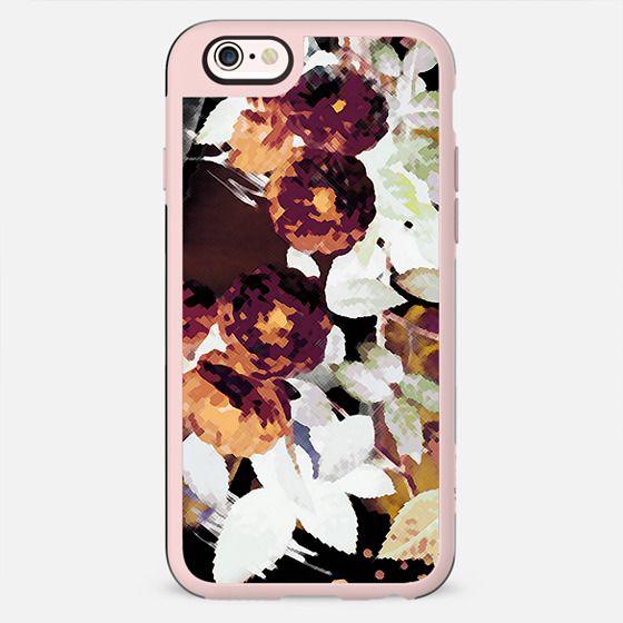 Stylised rose night garden - New Standard Case