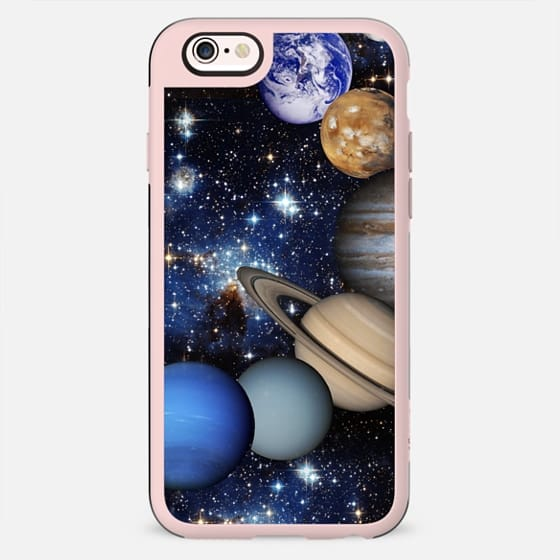 Planets and stars Universe - New Standard Case