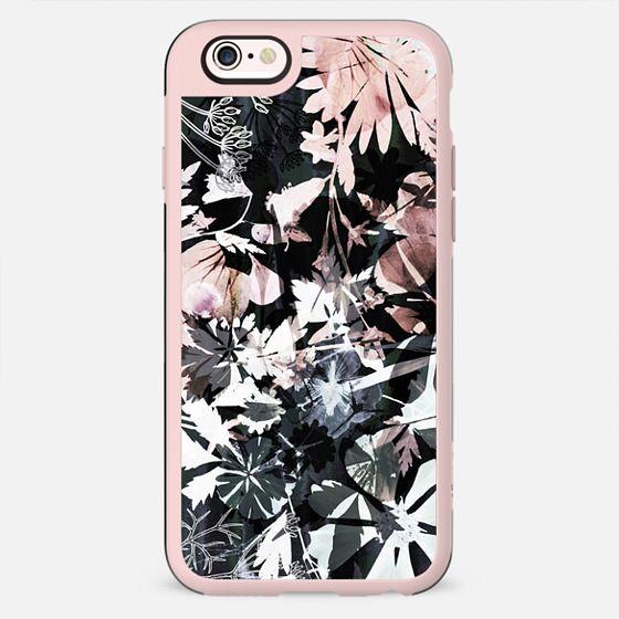 Dark dry flower petals - New Standard Case