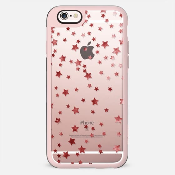 Copper party stars - New Standard Case