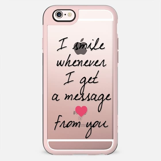 Message from you - Love Valentine's I - New Standard Case