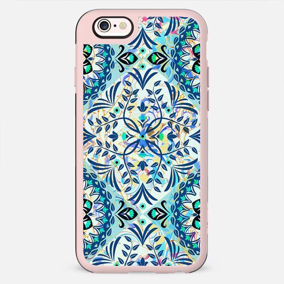 foliage delicate ornamental pattern - New Standard Case