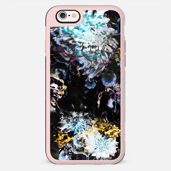 Dark blurry flowers - New Standard Case