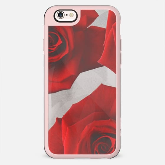 rose petals romantic red - New Standard Case