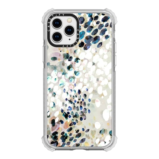 iPhone 11 Pro Cases - Watercolor spots