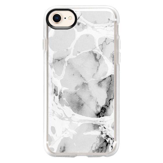 iPhone 7 Plus Cases - Subtle marble lines