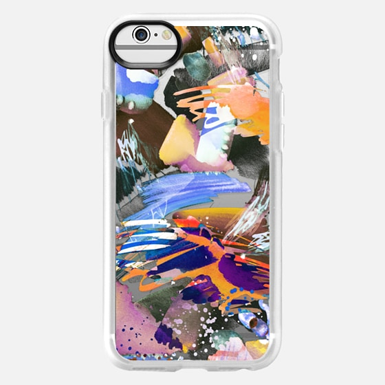 iPhone 6 Case - Watercolor painting