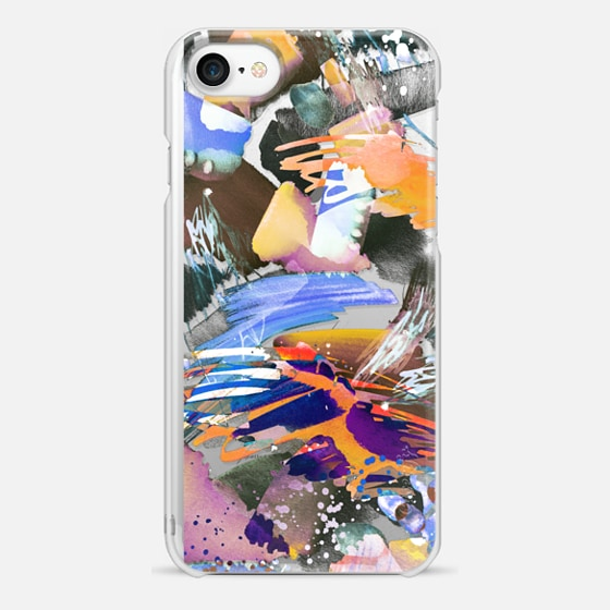 iPhone 7 Case - Watercolor painting