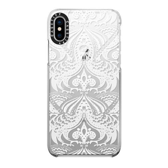 iPhone 7 Plus Cases - Elegant white lace