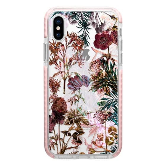 iPhone 6s Cases - Botanical drawing clear case