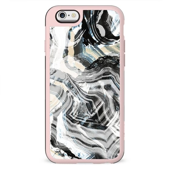 Pastel ice cold marble