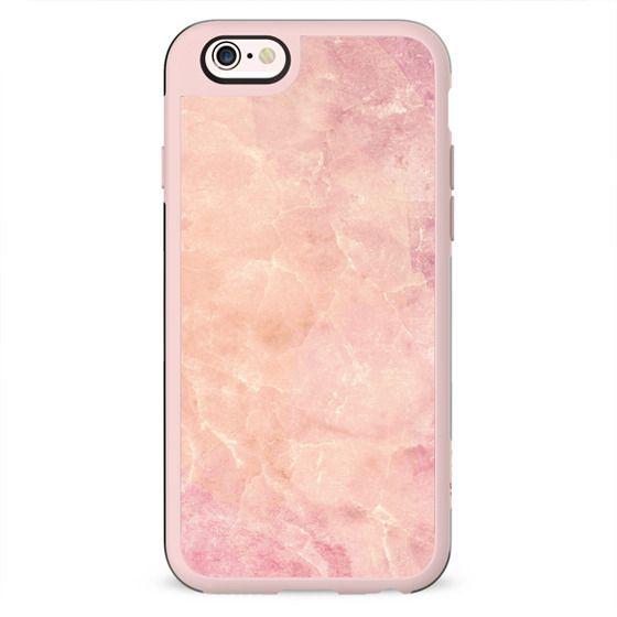 peach pink marble II