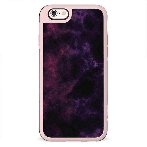 Dark purple marble