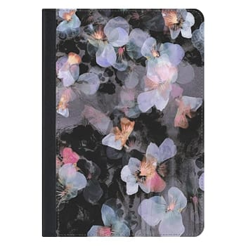 iPad Pro 10.5-inch Case - Watercolor painted delicate pansy petals