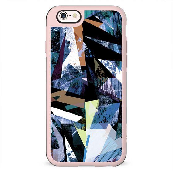 Splatter textured triangles