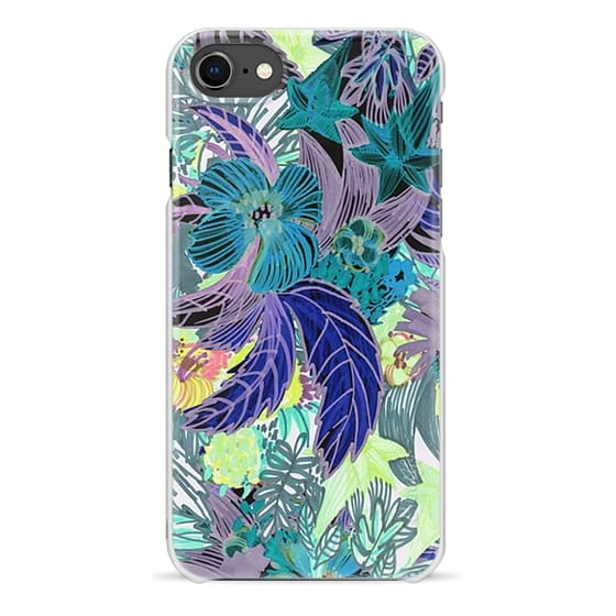 iPhone 6s Cases - Colourful hand sketched flowers