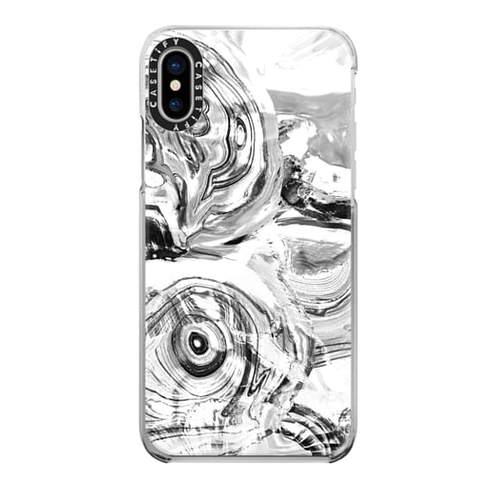 iPhone 6s Cases - White marble