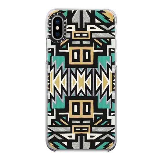 iPhone 7 Plus Cases - Minimal tribal illustration