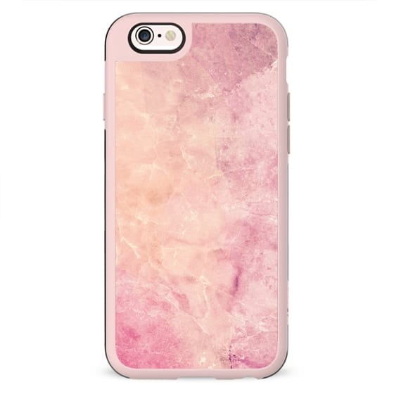 Hot pink marble