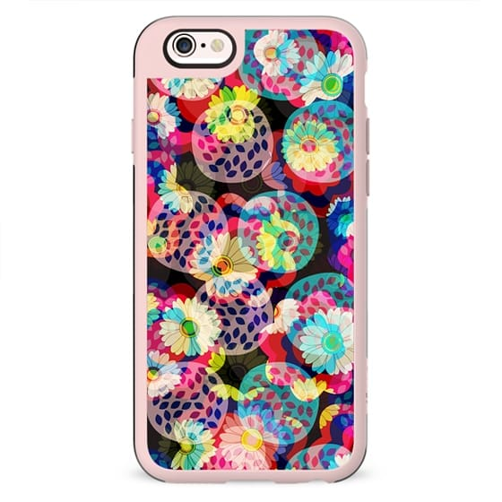 Multicolor floral print