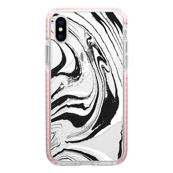 iPhone 6s Cases - Painted marble lines