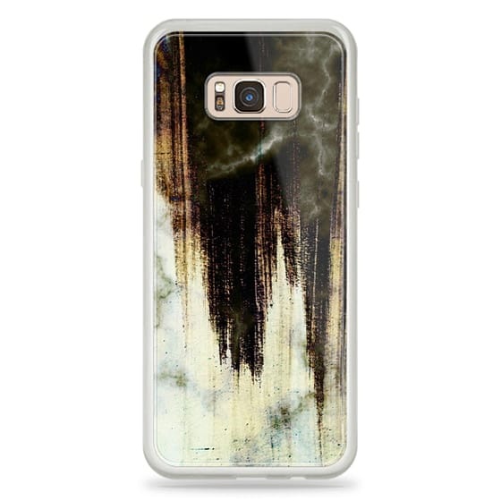 iPhone 6s Cases - Brushed scratched old marble