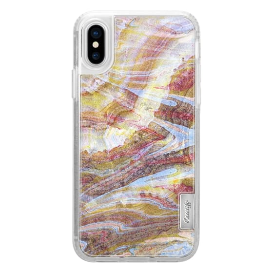 iPhone 6s Cases - Pastel colors precious marble