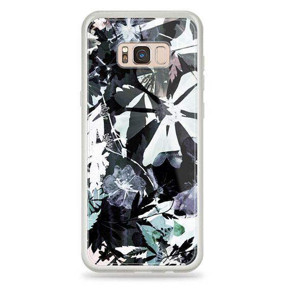 iPhone 7 Plus Cases - Dark dry flower petals II