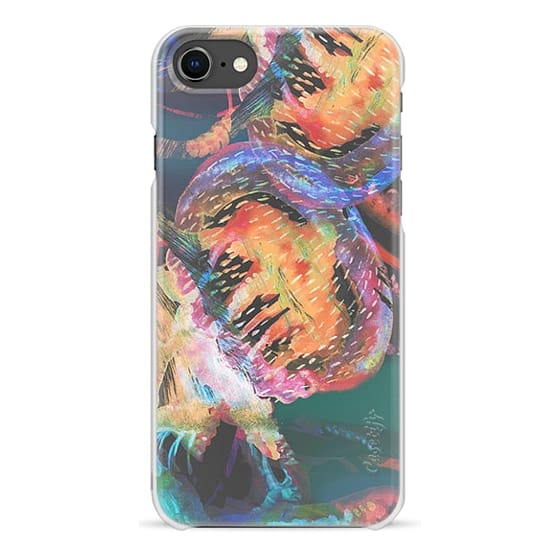 iPhone 6s Cases - Watercolor painted jellyfish